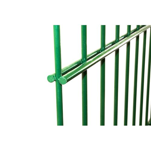 Giardino dubbelstaafs draadpaneel groen 143X220cm