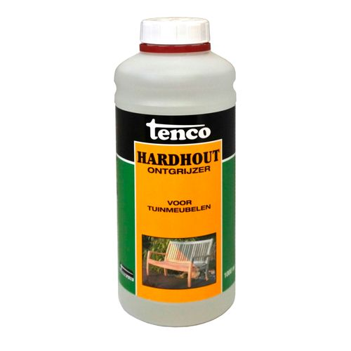 Tenco hardhout ontgrijzer 1L