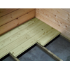 Plancher pour abris Solid 'S8525-1' bois 20 m²