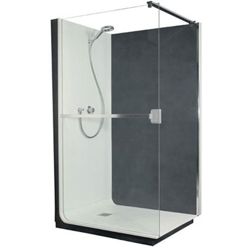 Cabine de douche Elmer 'Originale' 120 x 90 cm