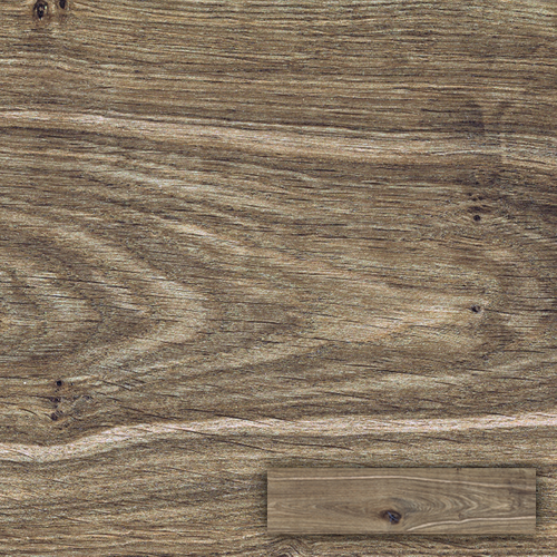 Wand- en vloertegel Robinia bruin 20,5x84cm