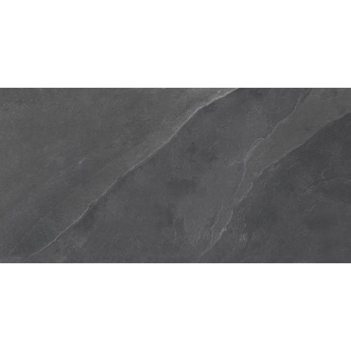 Wand- en vloertegel Pacific zwart 30x60cm