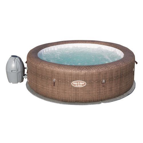 Lay-Z-Spa hot tub St. Moritz