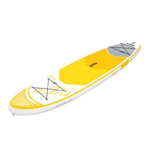 Hydro force SUP board Aqua cruiser tech