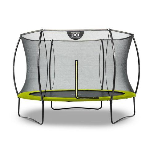 Exit trampoline Silhouette ø305cm groen