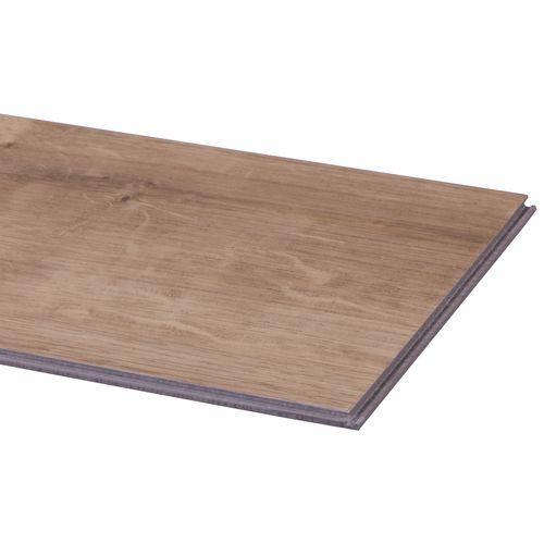 CanDo PVC-vloer Classic Click donkbruin eiken 4 mm 2,6m²