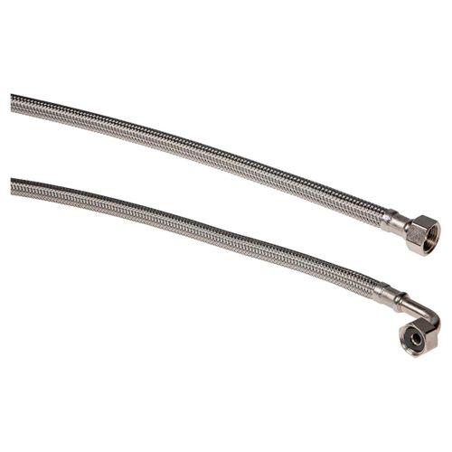 "Sanivesk flexibele slang (binnendraad x buitendraad) 1/2""F x 1/2""M - 80cm"