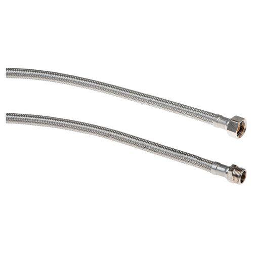 "Sanivesk tube flexible (filetage femelle x filetage mâle) 3/8 ""x 3/8 F"" M - 100cm"