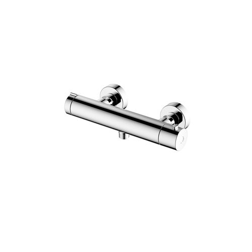 Mitigeur thermostatique douche Aquazuro Savona chrome 15cm