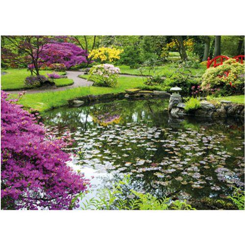 PB-Collection tuinschilderij Pond 130x70cm