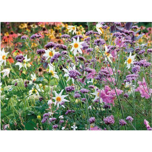 PB-Collection tuinschilderij Wild Flowers Purple 130x70cm