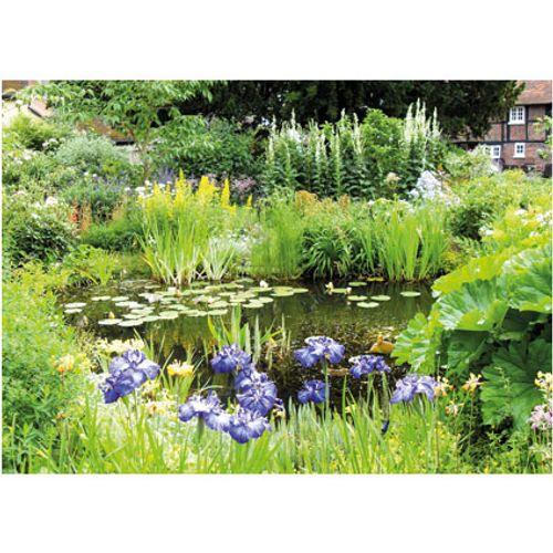 PB-Collection tuinschilderij Pond Green 130x70cm