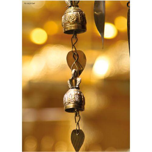 PB-Collection tuinschilderij Boeddha Chain 70x50CM