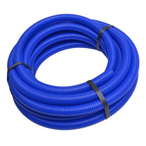 Sanivesk Meerlagenbuis Rol Geïsoleerd blauw 16mm 50m