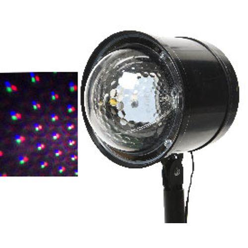 Eclairage de Noël projecteur de flocon de neige LED IP44