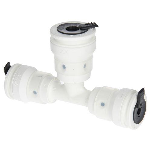 Sanivesk meerlagen Push T-stuk 16mmx16mmx16mm