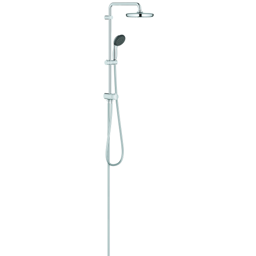 Grohe doucheset Vitalio Start met omstelkraan 210mm chroom