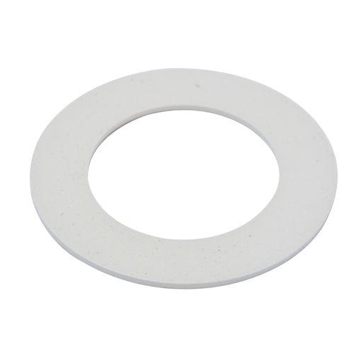 Bride Sanivesk caoutchouc blanc 5/4  64x40x2mm 4pp