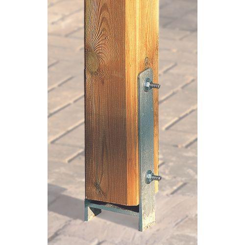 Weka H-anker set 9x9cm 2 stuks