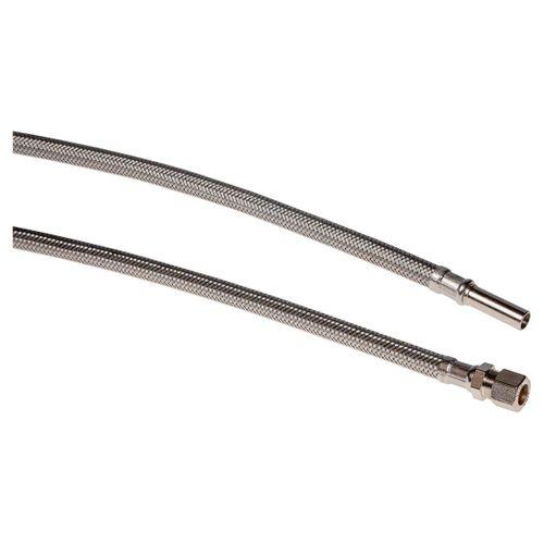 Sanivesk flexibele slang knel x buis 10x10mm 100cm