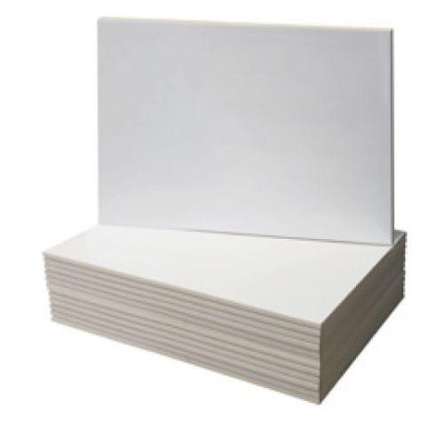 Wandtegel mat wit 25x50cm