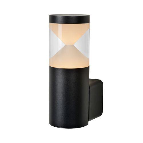 Lucide wandverlichting LED Teo Led zwart 7W
