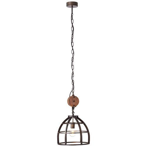 Brilliant hanglamp Matrix zwart 34cm E27