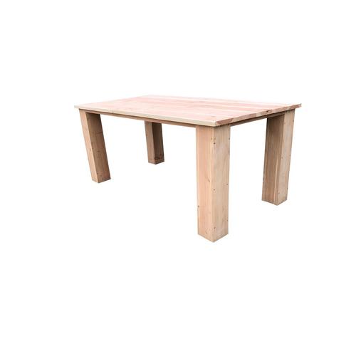 Wood4You tafel Texas douglashout bruin 170x76cm