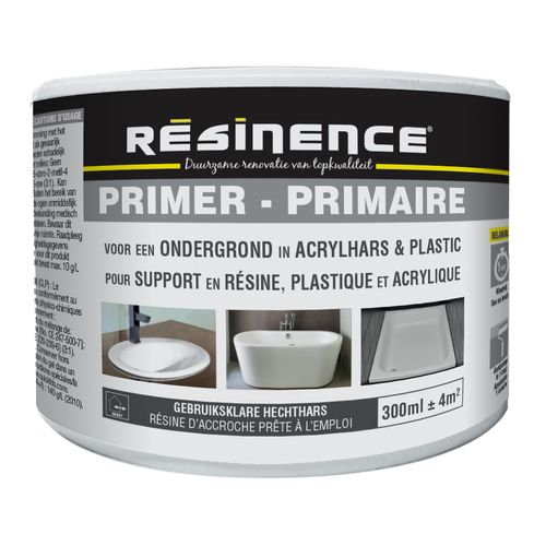 RÉSINENCE primer voor acryl 300ml