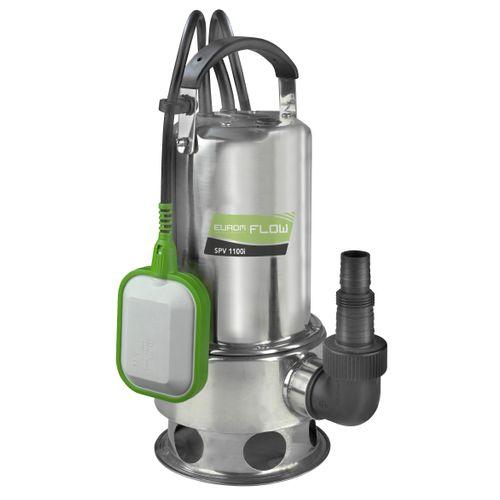 Pompe submersible Eurom Flow SPV1100i 1100W