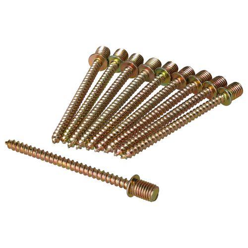 Sanivesk dook met schroefdraad 70x6mm 10st.