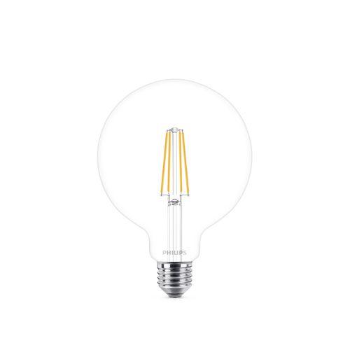 Ampoule LED globe Philips Deco 8W E27