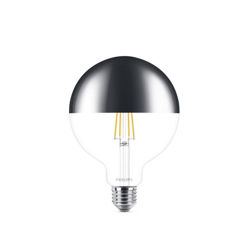 Ampoule LED globe Philips Deco smoky 8W E27