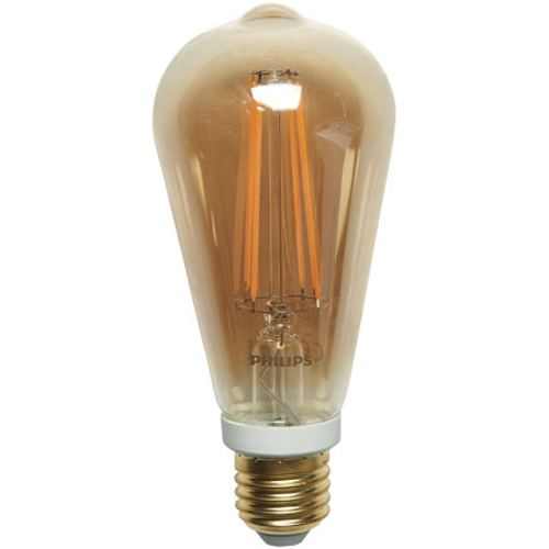 Ampoule LED Philips 'Gold' 7W
