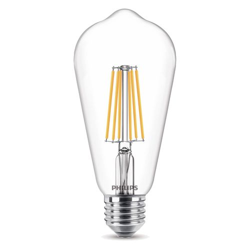 Ampoule LED Philips Classic WarmGlow 8W E27
