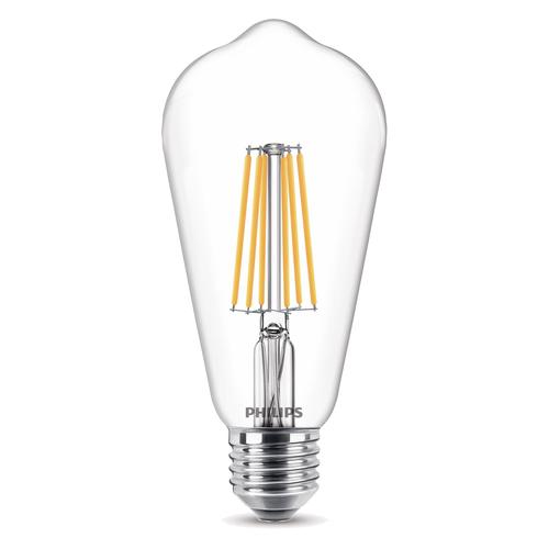 Ampoule LED Philips 'T64' 8W