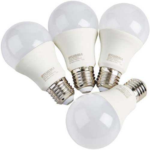 Ampoule LED Sylvania 'Toledo' 8,5W – 4 pcs