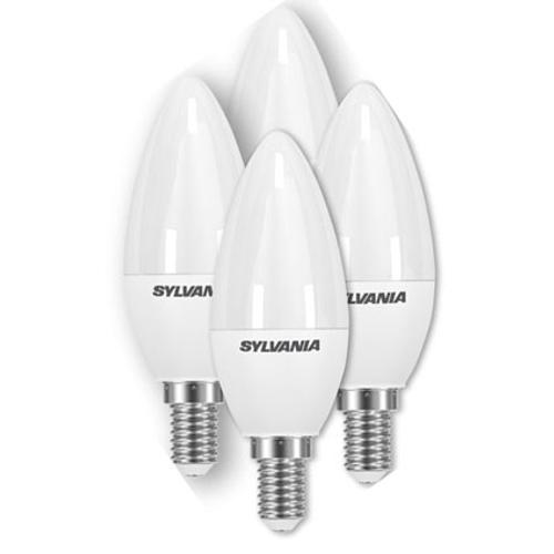Ampoule LED Sylvania 'Toledo' 5W – 4 pcs