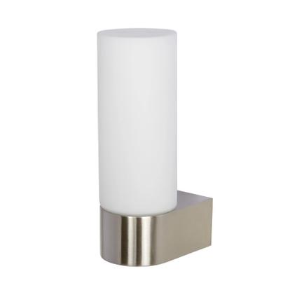Lucide wandlamp Jesse mat chroom G9