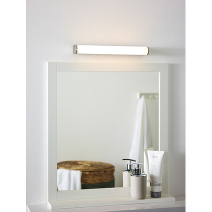 Lucide wandlamp Jasper mat chroom 9W