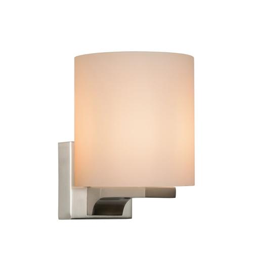 Lucide wandlamp Jenno mat chroom G9