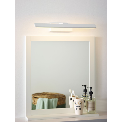 Lucide wandlamp Bethan wit 8W