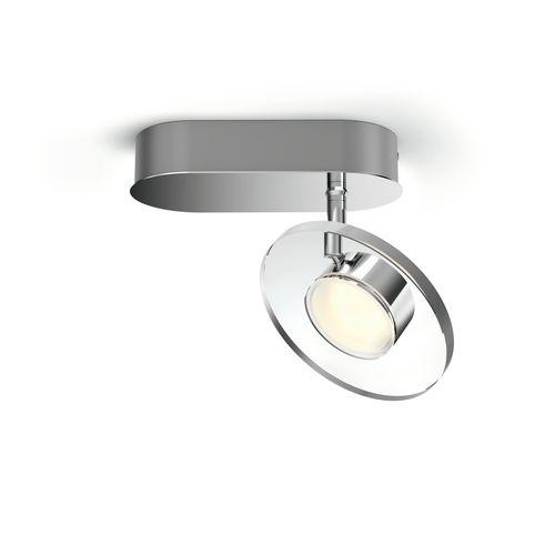Philips spot LED Glissette metaal 4,5W