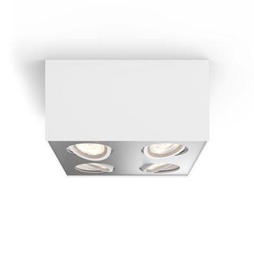 Philips spot LED Box wit 4x5W