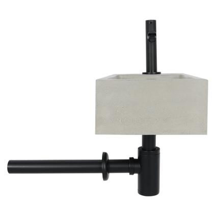 Differnz fonteinset Jukon beton grijs 38,5cm