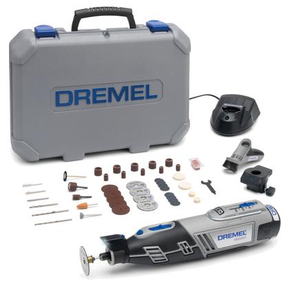 Outil multifonction Dremel 8220JF + 45 accessoires