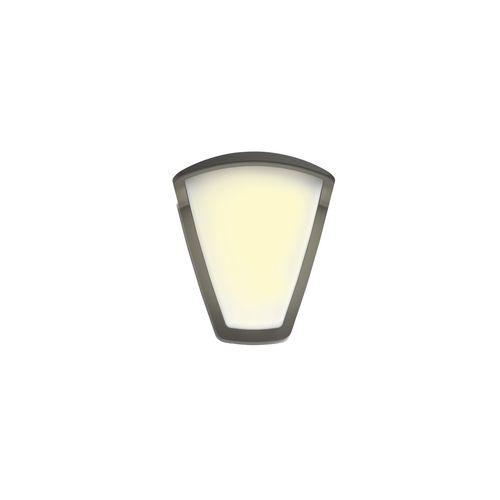 Philips wandverlichting Kiskadee grijs E28