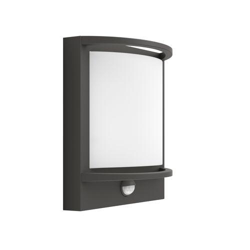 Philips applique LED Samondra avec détecteur de mouvement 14W