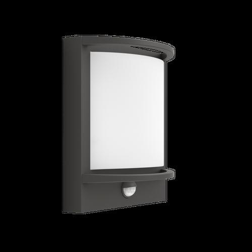 Philips muurverlichting LED Samondra met bewegingssensor 14W