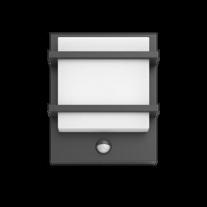 Philips wandverlichting LED Petronia met bewegingssensor 12W